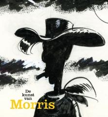 strips, stripverhaal, Lucky Luke, Morris, de kunst van morris